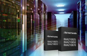 Renesas simple power modules